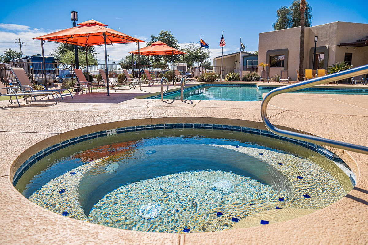 Shiprock RV Resort Spa and Pool