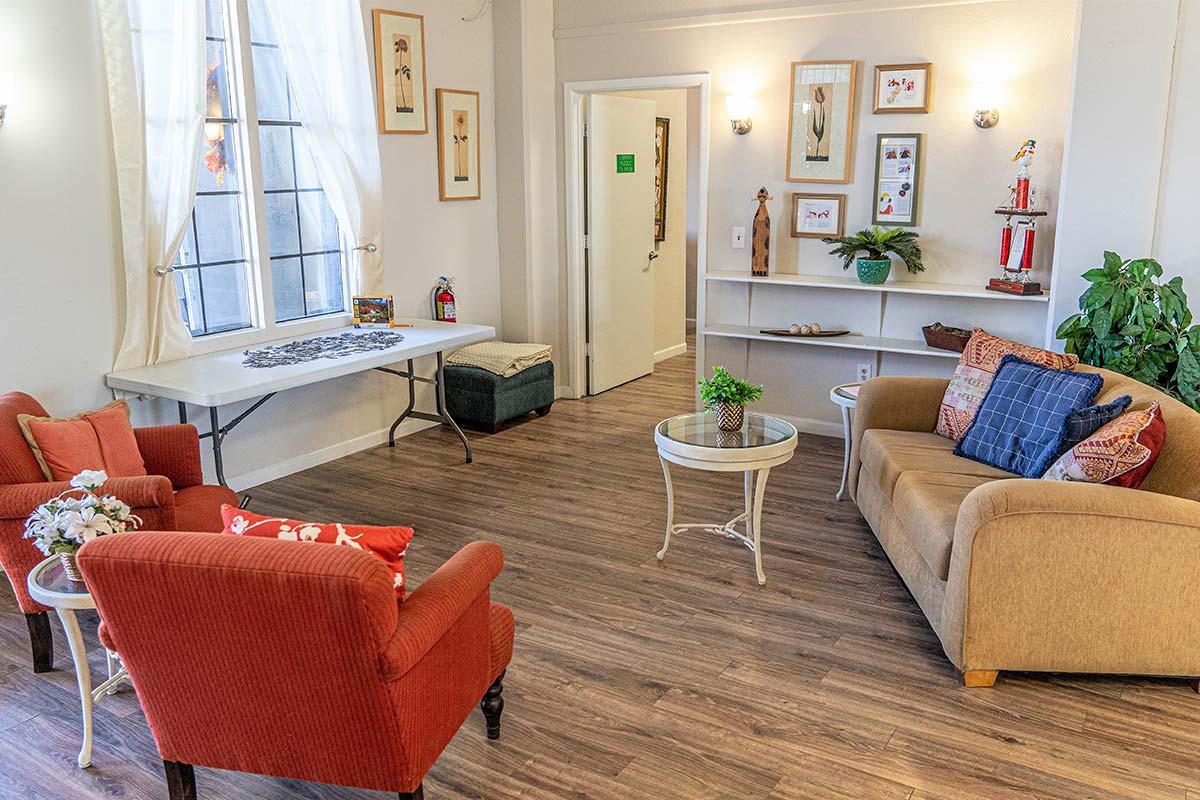El Dorado Mobile Estates & RV Park Activity room
