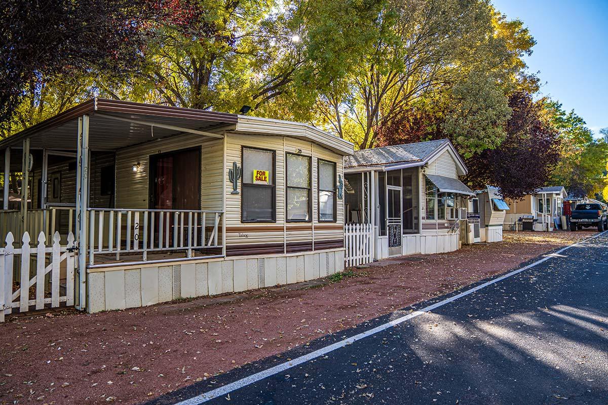 Houston Creek Senior RV Resort Community
