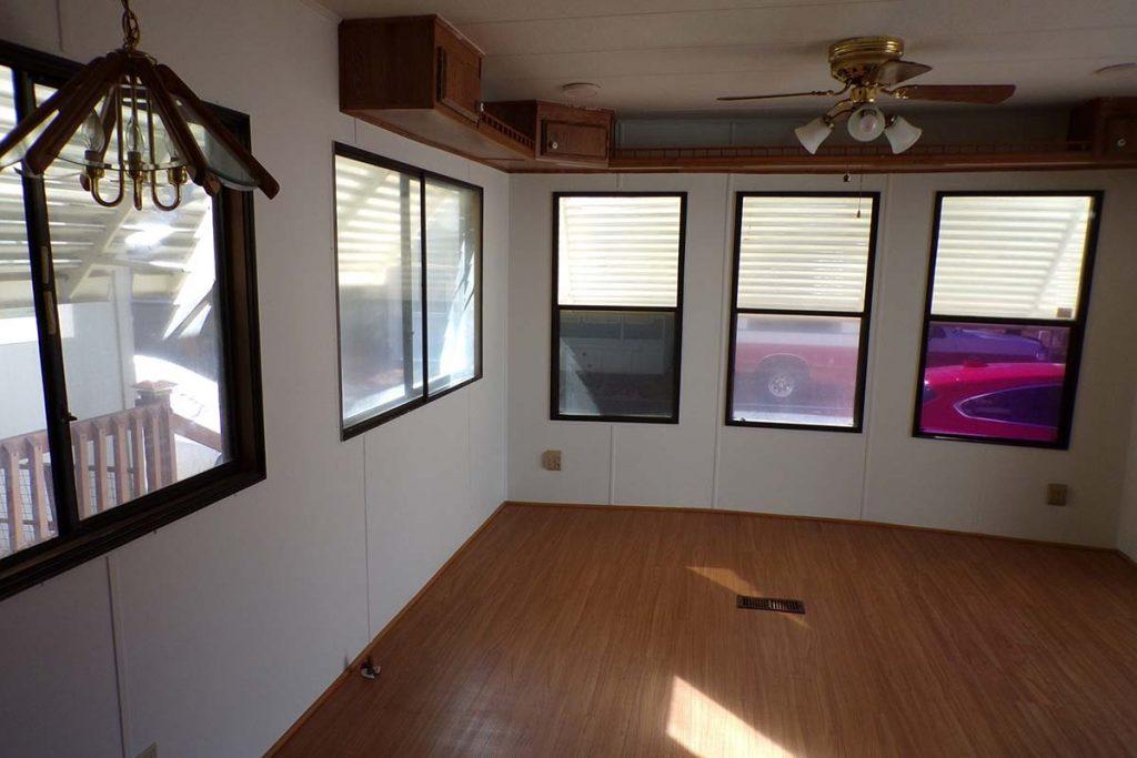 Houston Creek #3 living room