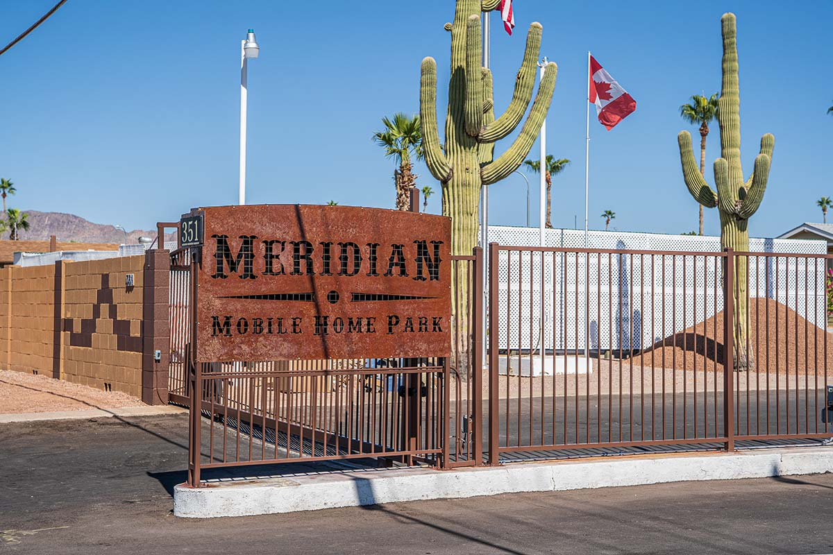 Meridian Mobile Home Park