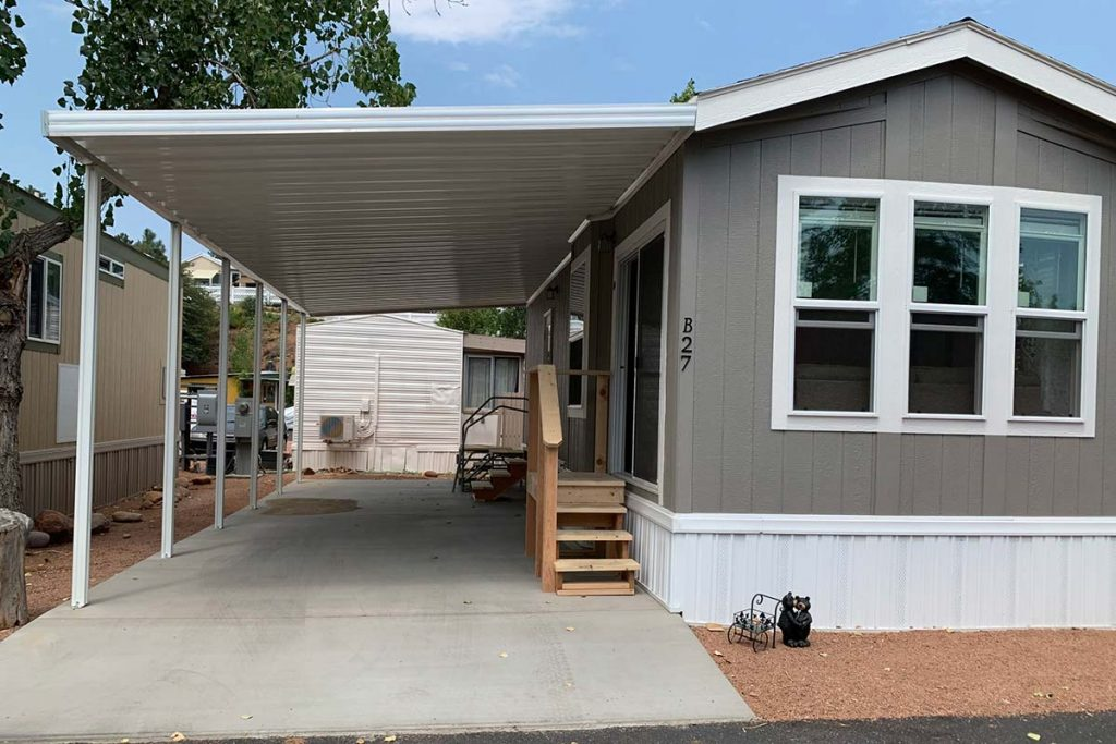 Pineview B-43 mobile home for sale