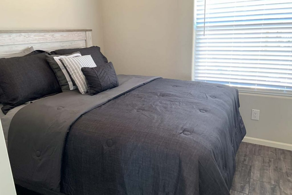 Shiprock #48 Bedroom with Queen Bed