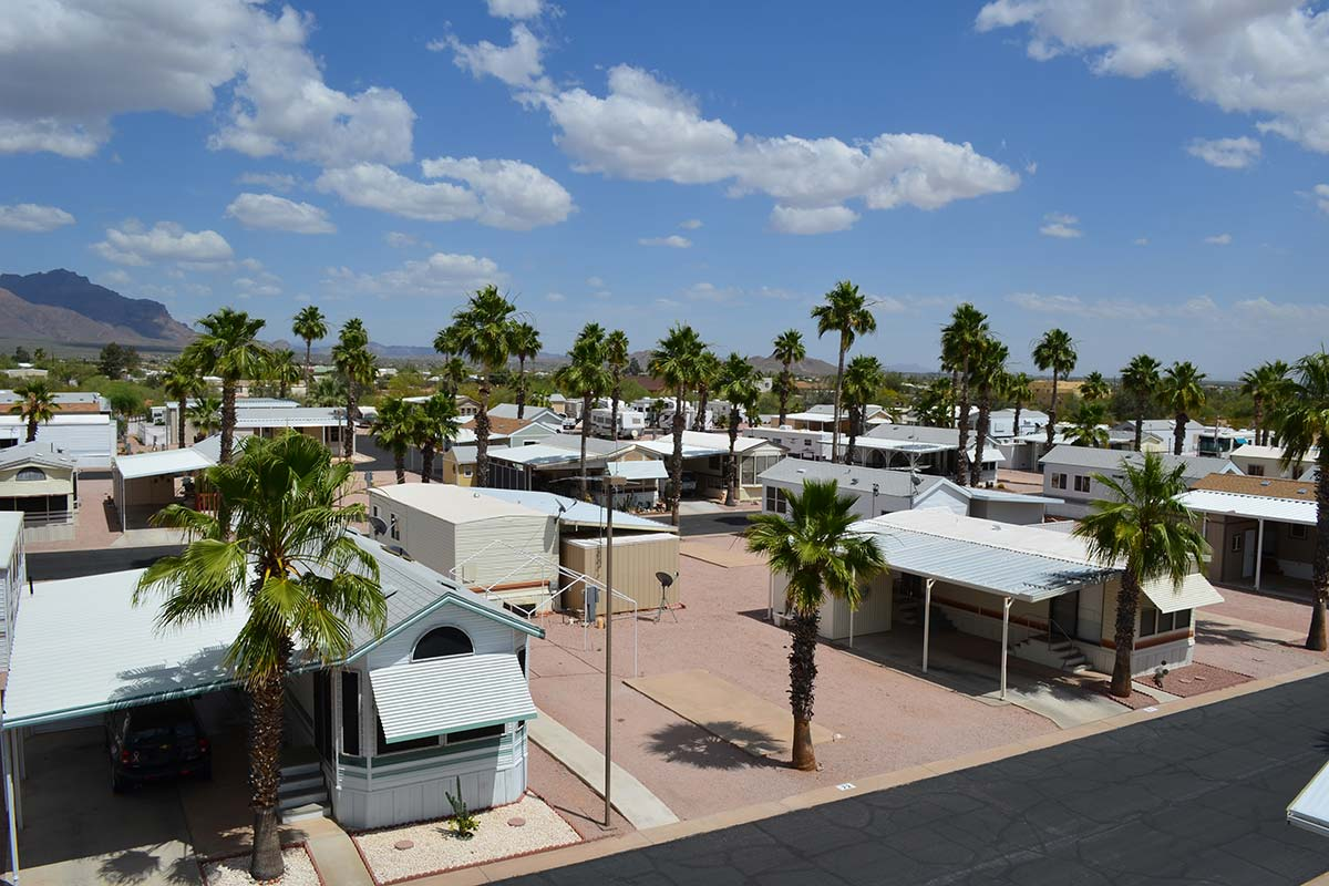 188 sites available at Superstition Lookout RV Resort