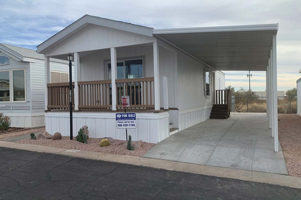 Superstition #145 Mobile Home for sale