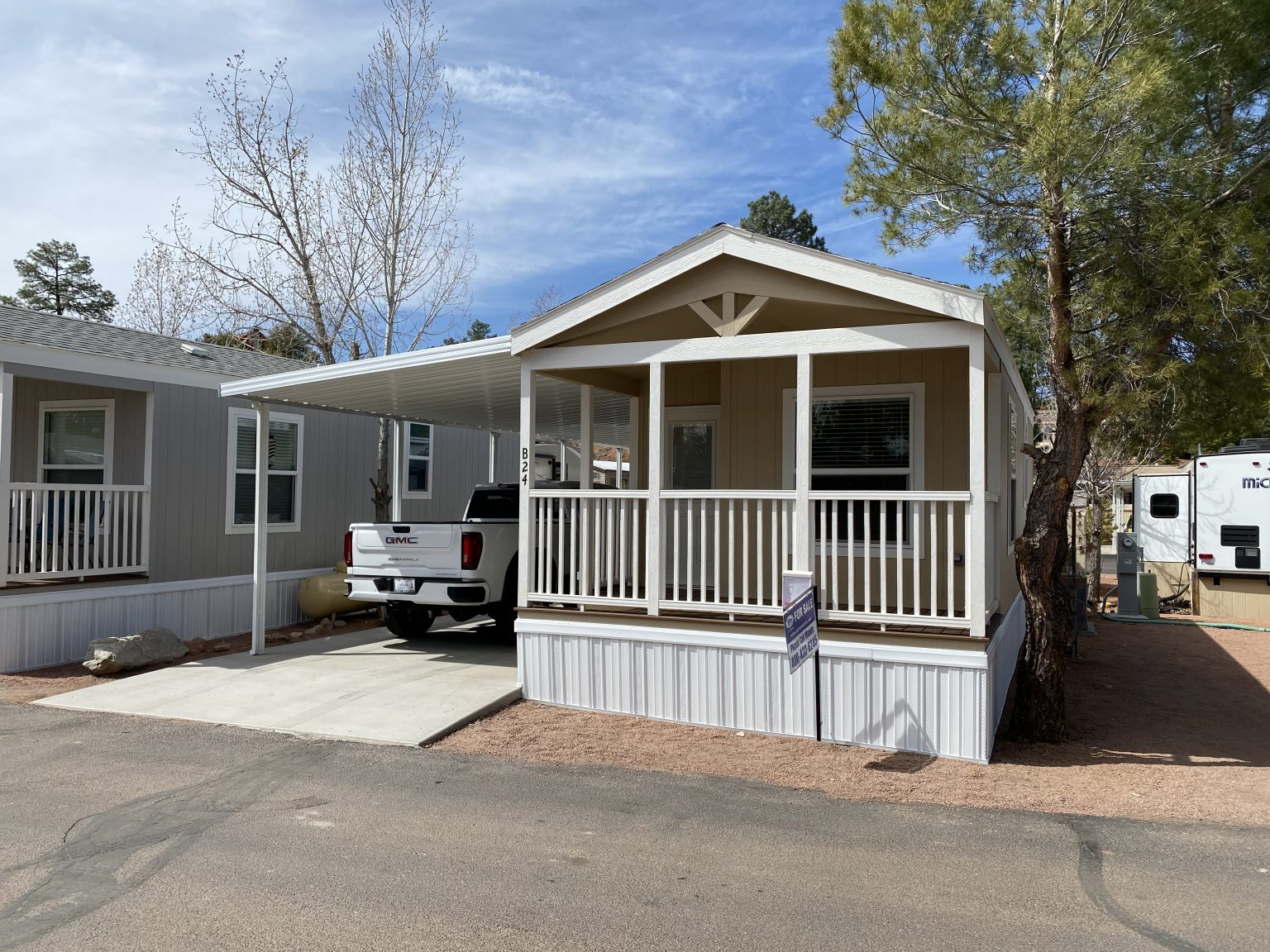 Home for Sale in Star Valley, AZ AZ - Pineview B-24 ...